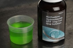 methadone detox codeine addiction